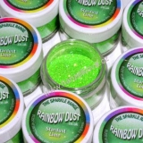Hologram Stardust Lime