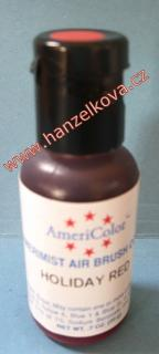 Barva AmeriColor HOLIDAY RED