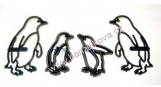 Patchwork Tučňáci (Penguin set)