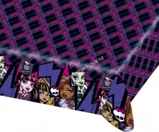 Ubrus Monster High 120x180cm