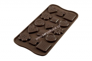 Easy choc - Buttons